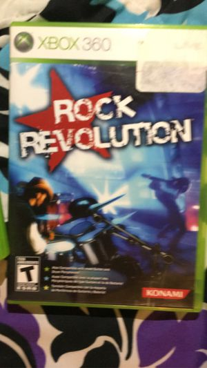 Rock Revolution XBOX 360 for Sale in Arrington, VA