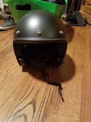Motorcycle 3/4 helmet for Sale in Arlington, TX