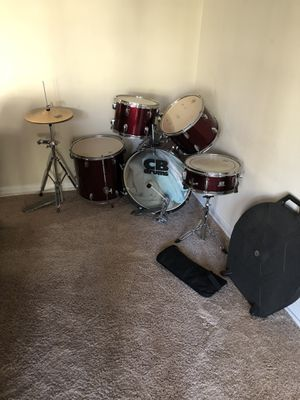 CB DRUM SET GREAT CONDITION for Sale in Columbia, MD