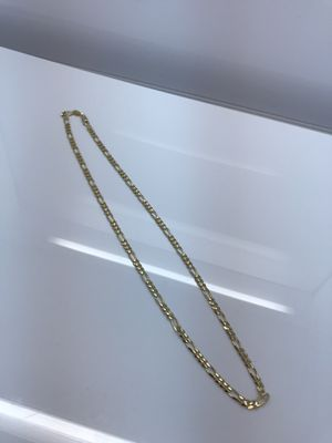 14k solid Gold Franco chain new for Sale in Renton, WA