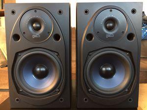 Polk Audio Power Port bookshelf speakers RT 151 for Sale in Santa Monica, CA