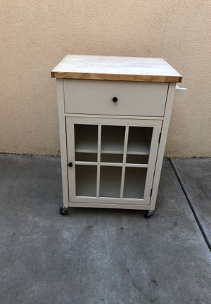 Microwave cart for Sale in Orcutt, CA