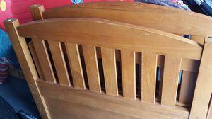 Solid oak frame bunk beds for Sale in Union Park, FL