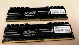 ADATA XPG GAMMIX D10 8 GB (2 x 4 GB) DDR4-3000 Memory for Sale in Santa Ana, CA