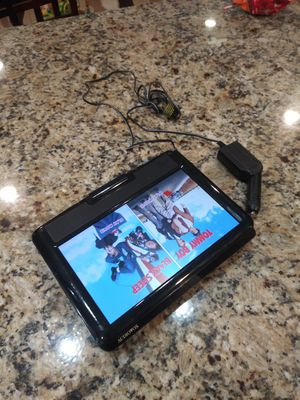 Dvd player portable rechargeable for Sale in Lake Elsinore, CA