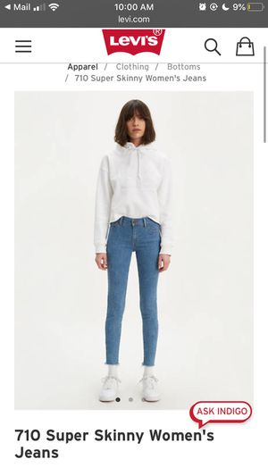 Women's Levi's jeans for Sale in Fremont, CA