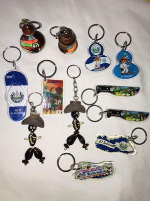 El Salvador key chain . Llaveros Salvadoreños for Sale in Houston, TX