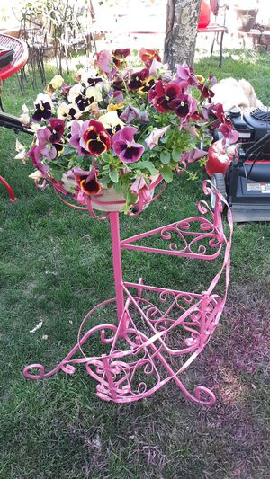 Wrought Iron Plant Stand for Sale in Colorado Springs, CO