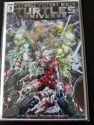 Teenage Mutant Ninja Turtles Universe #3 for Sale in Tracy, CA