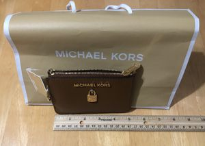 Michael Kors wallet / Brown Leather/ Brand new for Sale in Las Vegas, NV