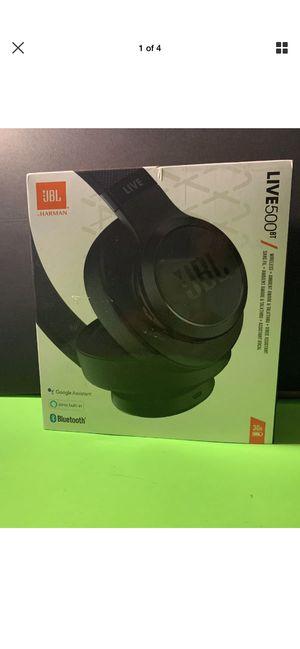 JBL Live 500BT Wireless Over Ear Headphones for Sale in Pico Rivera, CA