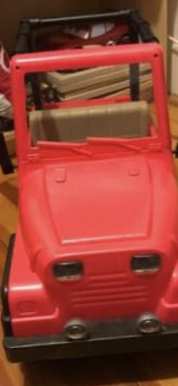 Doll Jeep for Sale in Pawtucket,  RI