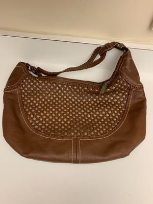 COLE HAAN Brown Hobo Purse for Sale in Skokie, IL