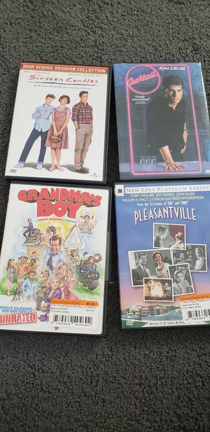 Old school movies for Sale in Marysville, WA