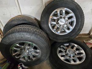 "Chevy Silverado 2500HD OEM rims 18"" for Sale in Rialto, CA"