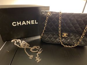 Chanel Flap Jumbo Double Shoulder Bag for Sale in Midvale, UT