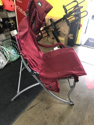 Camping Chairs like new! Set of 2 for Sale in Anaheim, CA