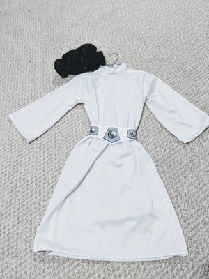 Kids Costumes: Star Wars Princess Leia gown with wig (Size 7/8) for Sale in Sterling, VA