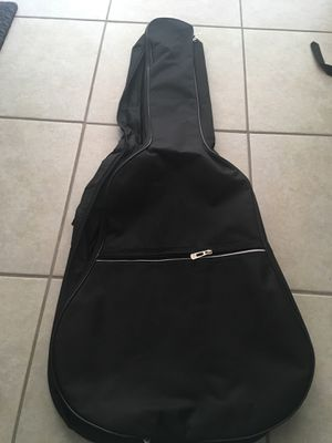 Acoustic Guitar case for Sale in Fort McDowell, AZ