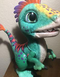 FurReal Friends T-Rex Munchin Dinosaur 2017 Hasbro for Sale in Phoenix,  AZ