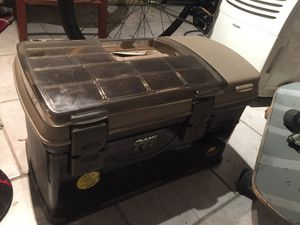 Fishing tackle box make an offer for Sale in Chicago, IL