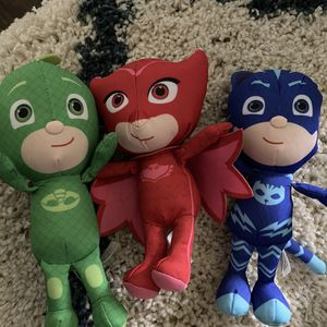 PJ Mask Plush for Sale in Battle Ground, WA