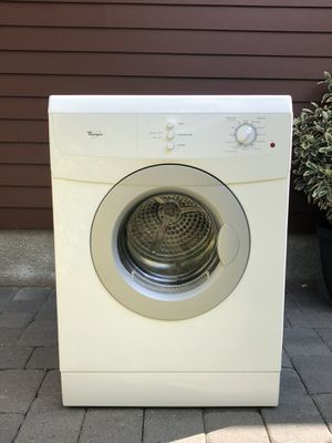 Whirlpool Dryer 3.8 cu ft for Sale in Portland, OR