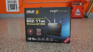 Asus AC1900 Dual Band Gigabit WiFi Router for Sale in San Diego, CA