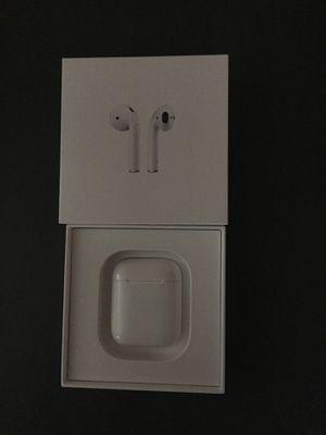 Wireless apple earbubs for Sale in Batsto, NJ