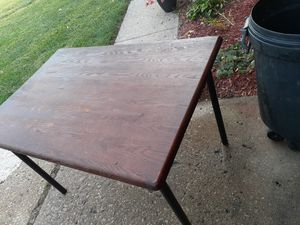 Small kitchen table good for a project refurbished for Sale in Reynoldsburg, OH