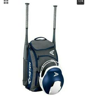 New Easton baseball softball backpack bag for Sale in Bellevue, WA