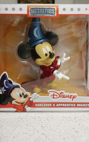 "METALFIGS 6"" Disney - Mickey Sorcerer Figure for Sale in Sacramento, CA"