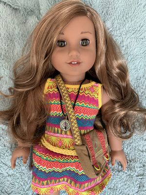 Lea American girl doll. New. Missing box and book. Everything else. for Sale in Glen Burnie, MD