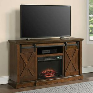 Fireplace TV Stand for Sale in Lynnwood, WA