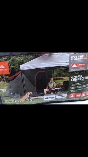 4 person tent connect for Sale in Richmond, VA