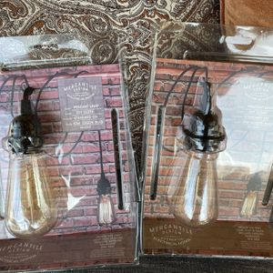 Hanging Edison Lamps - Brand New!!! ($20) for Sale in Alexandria, VA