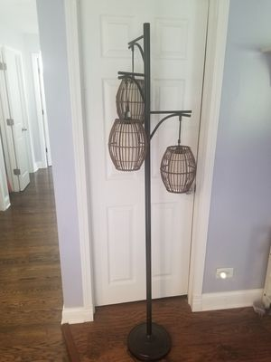 Pierre 1 floor lamps for Sale in Glendale Heights, IL