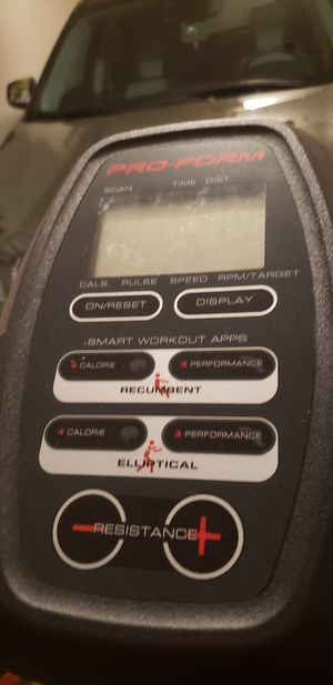 Elliptical and Recumbent Bike for Sale in Clearwater, FL