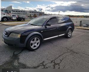 2005 Audi Allroad for Sale in Baltimore, MD
