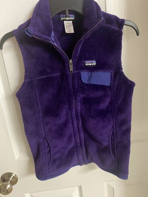Patagonia Fleece Vest-Women's Small in great shape. for Sale in Mason, OH