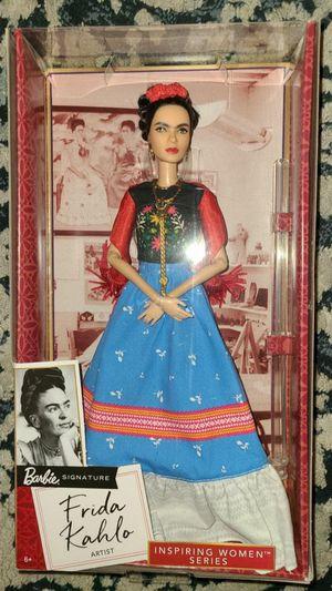 Frida Kahlo Barbie for Sale in San Diego, CA