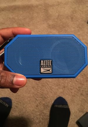 ALTEC LANSING Speaker for Sale in Burke, VA