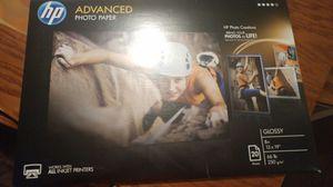 HP Advanced Photo Paper for Sale in Phoenix, AZ