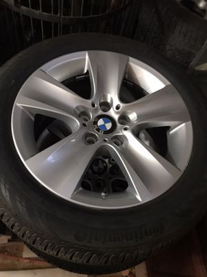 BMW rims and tires for Sale in Miami, FL