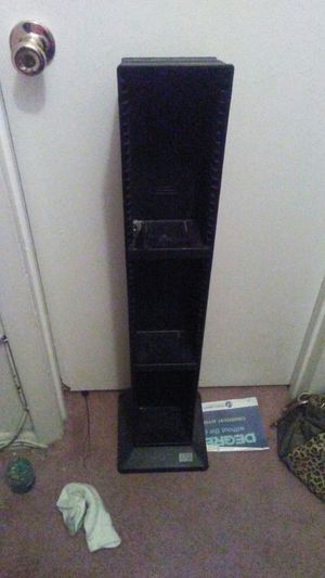 Dvd or cd holder for Sale in Newport News, VA