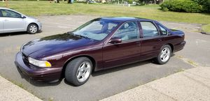 Chevy Impalas SS 1996 for Sale in Newington, CT