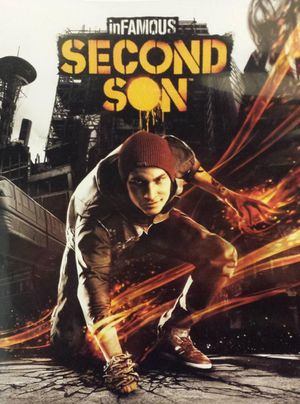 Official Infamous Second Son Delsin Promo Poster for Sale in Fort Worth, TX