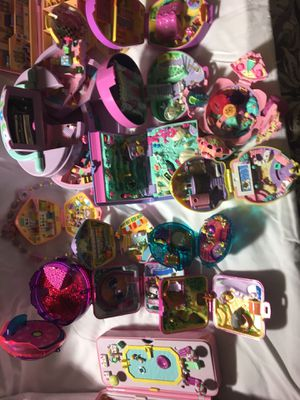 Original Polly pocket s toys/collectibles for Sale in Canyon Country, CA