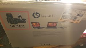 Hp 14 laptop for Sale in Greensboro, NC