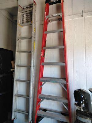 Two ladders! Like new!! for Sale in Phoenix, AZ